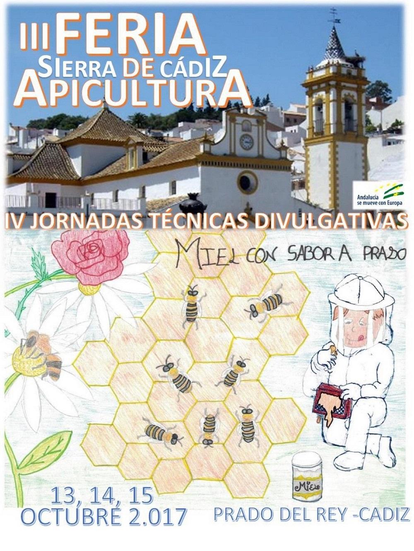 III Feria de Apicultura Sierra de Cádiz