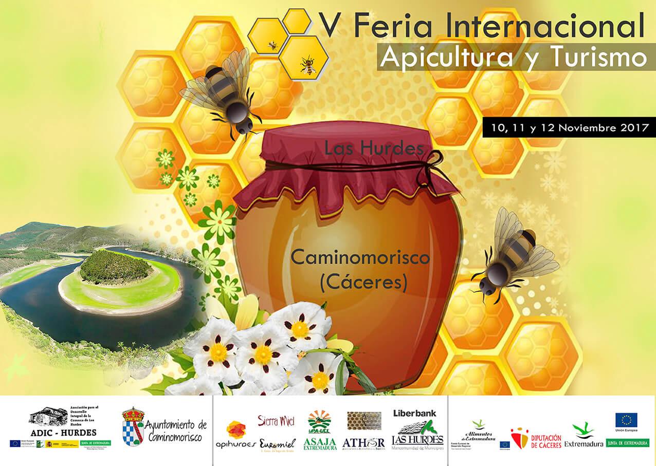 V FERIA INTERNACIONAL DE APICULTURA Y TURISMO