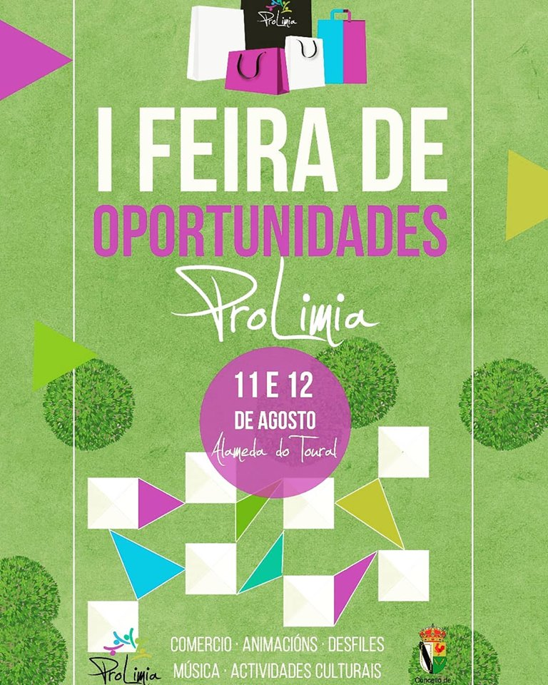 I FEIRA DE OPORTUNIDADES (Xinzo de Limia, Ourense)