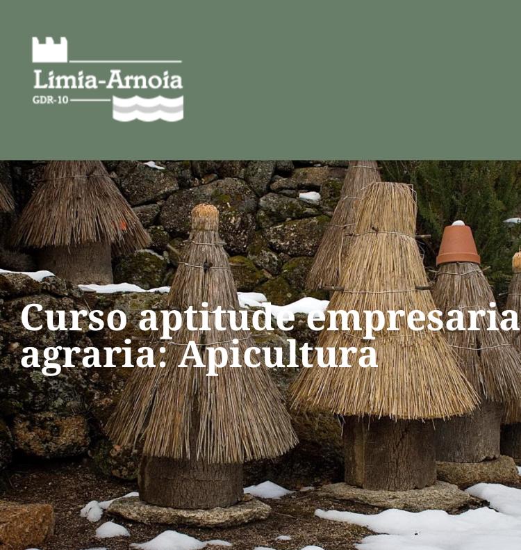 CURSO APTITUD EMPRESARIAL: APICULTURA
