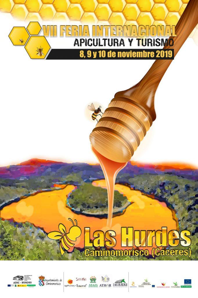FERIA INTERNACIONAL APICULTURA Y TURISMO (Las Hurdes, Cáceres)