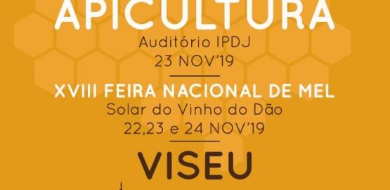 XX FÓRUM NACIONAL APICULTURA 2019 (Viseu, Portugal)