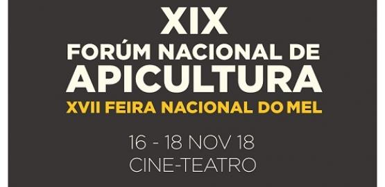 XIX FORUM NACIONAL DE APICULTURA (Castelo Branco, Portugal)
