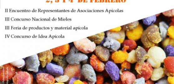 VI JORNADAS APÍCOLAS ASOCIACIÓN ESPAÑOLA DE APICULTORES (Azuqueca de Henares, Guadalajara)