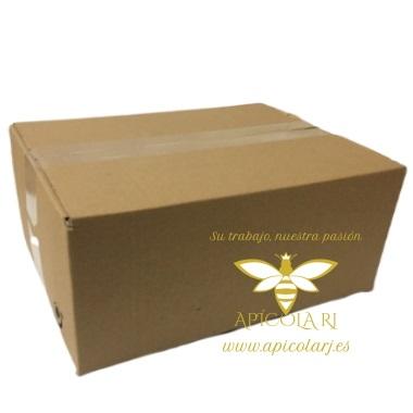 Caja Cartón 12 Tarro Celdilla
