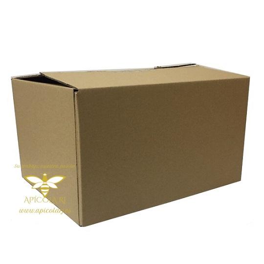 Caja Cartón 12 Tarro V720