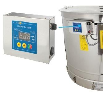 Fondo Calefactable Extractor Ø900mm