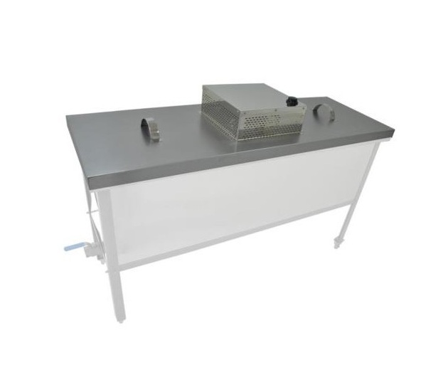 Tapa Calefactable Cubeta 1500mm