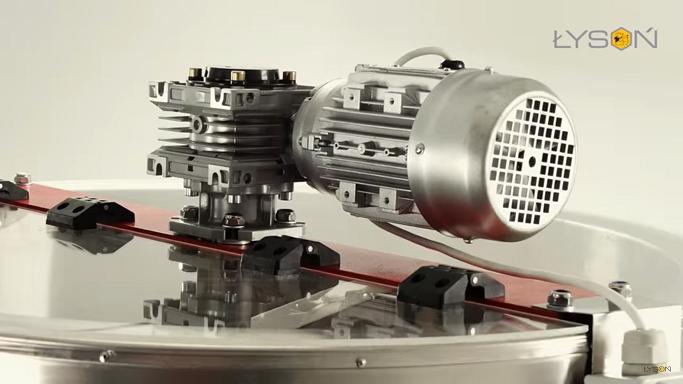 Motor para extractor 0,37kW, 220V