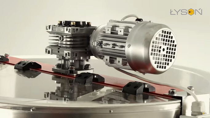 Motor para extractor 0,55kW, 220V