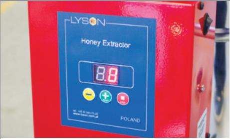 Mando de control para extractor 12V y 220V