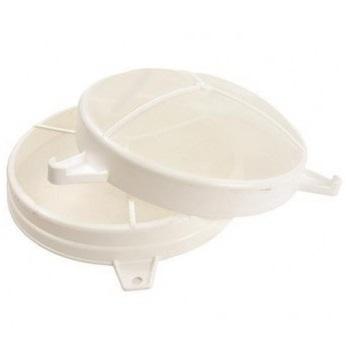 Filtro Plástico Doble Tamiz Ø290mm