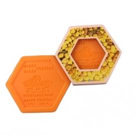 Jabón Hexagonal Polen