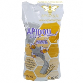 Combustible Ahumador Apidou 5Kg