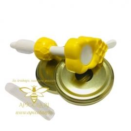 Dosificador Miel 2 Tapas