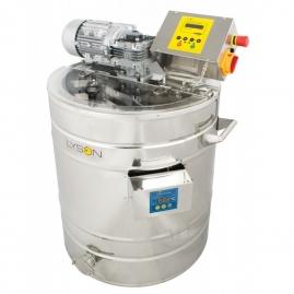 Mezclador De Miel Premium Calefactado 100L