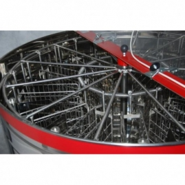 Extractor reversible 16 cuadros Langstroth eléctrico Ø1200mm P8 CLASSIC