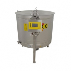 Extractor reversible 6 cuadros Dadant eléctrico Ø1000mm PREMIUM