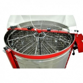 Extractor radial - reversible 6 cuadros Langstroth eléctrico P1 CLASSIC
