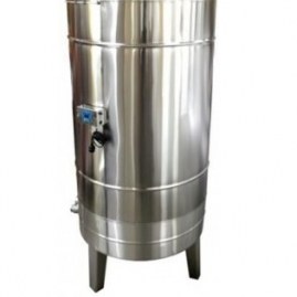 Depósito 500L Calefactable Tapa y Soporte