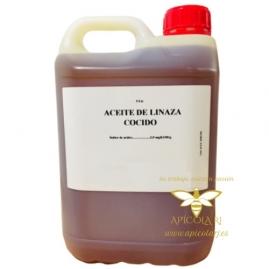 Aceite de Linaza Cocido 5L