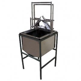 Desoperculadora Vertical Con Cubeta 12V