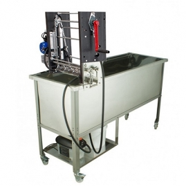 Desoperculadora Semiautomática Con Cubeta D/L
