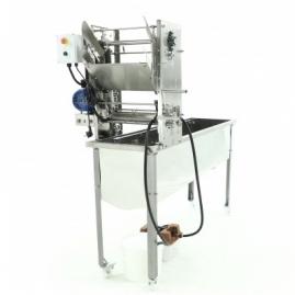 Desoperculadora Semiautomática A Vapor Con Cubeta D/L