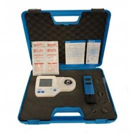Maletín Refractómetro y Conductímetro