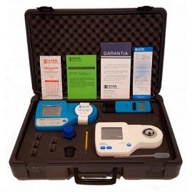 Maletín Refractómetro, Conductímetro y Fotómetro
