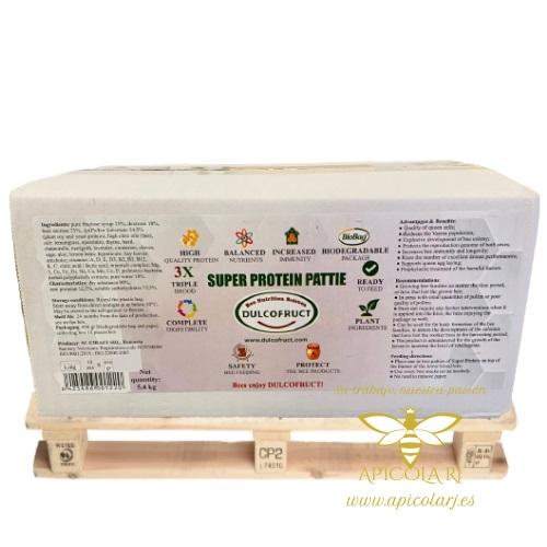 Torta Proteica 450Gr Biopack - Palet